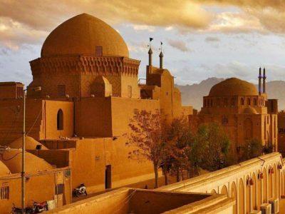 یزد اولین شهر خشتی دنیا