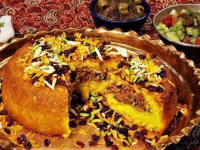 غذاهای سنتی بسیار خوشمزه شیراز