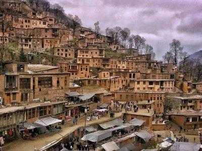 ماسوله شهری با تاریخ و تمدن ایرانی