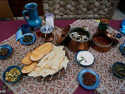 آشنایی با اصیل ترین غذاهای مازندران