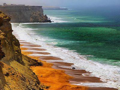 سواحل مکران گوشه ای از ایران زیبا