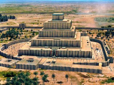چغازنبیل شهر باستانی با اسرار نهفته