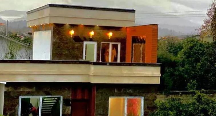 ویلا دوبلکس 300 متری نمامدرن نور