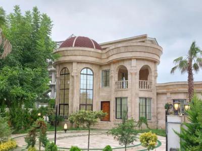 کاخ ویلا تریبلکس استخردار در شهرک تهرانی
