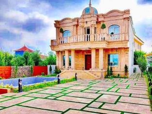 کاخ مجلل ۴۵۷ متر ۴خواب«سندتکبرگ»گیت نگهبانی*استخر