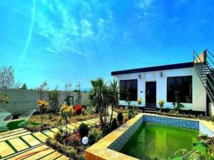 ویلا باغ مدرن استخردار 200 متر خوش نقشه شهرکی
