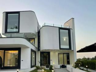 ویلای مدرن استخردار با معماری شاهکار