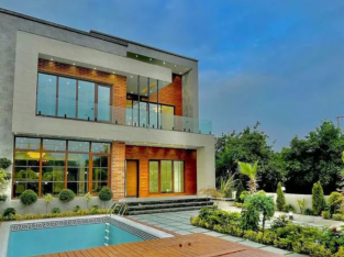 ویلا مدرن خوش ساخت ۳۰۰ متر منطقه برند آپادانا