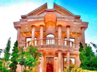 کاخ تریپلکس جنگلی استخر+روف سند۶دانگ ۴۰۰متر نور