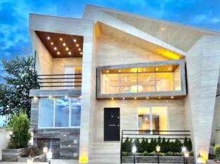 دوبلکس مدرن هوشمند بااستخر داخلی ۲۷۰متری شهرک