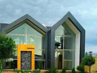 ویلای مدرن با معماری روز دنیا